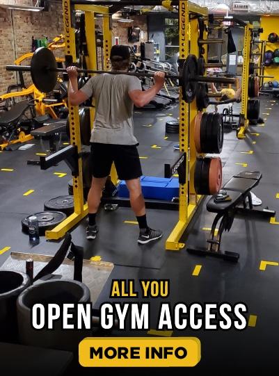 Open Gym Access
